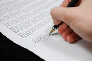 הסכם חלוקת עזבון