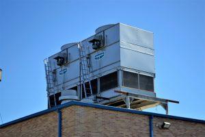 מיזוג אוויר תעשייתי